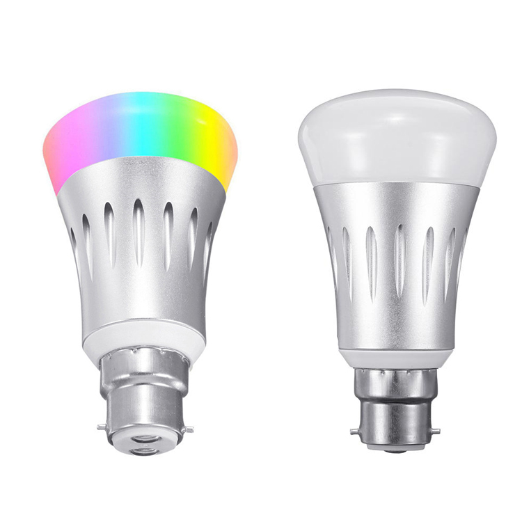 Wifi smart <strong>bulb</strong> lamp APP remote control tone color RGBW smart LED wifi <strong>bulb</strong> E27 B22 E26 E14 Wifi <strong>Bulb</strong>