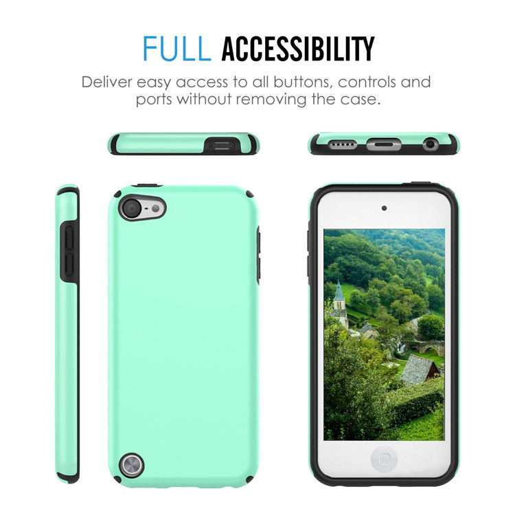 MoKo Shockproof Anti-Scratch Transparent Protective Phone Case for iPhone 12/iPhone Pro 6.1 inch 2020