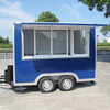 Shanghai JX-FS300 Catering Roast Beef Accessories Mobile Donut Trailer