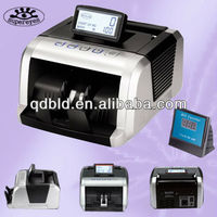Durable Currency Counting Machine/Money Counter/Bill Counter for U.S Dollar and EURO