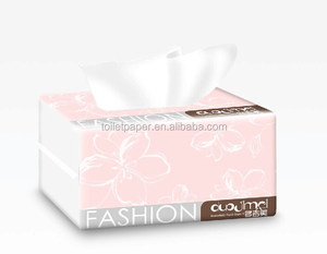 HOT SALE!!!Soft Pack Tissue 100% Virgin Wood Pulp facial tissue paper