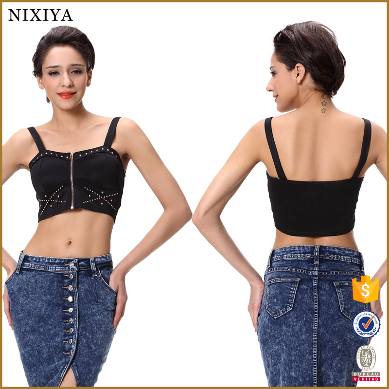Sexy Low Cut Womens Tops 56