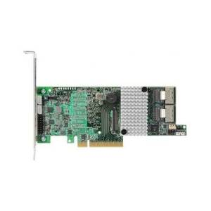 Lsi logic - lsi00296 - megaraid sas 9266-8i kit raidpcie 1333mhz 3.3/12v