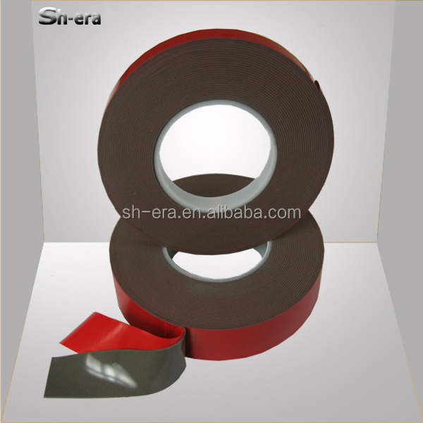 2016hot sale good adhesive Acrylic Foam Tape with acrylic glue for bonding small things by alibaba golden supplier