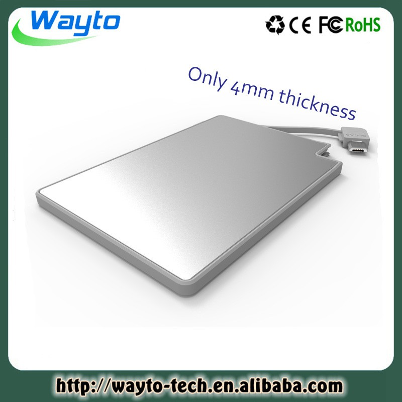 new product Cell Phones Accessories 2000Mah New Power Bank