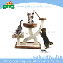 Natural World Toy Animals Cat Scratcher