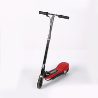6 Inch Folding 2 Mini Wheel Children Electric Scooter With Seat