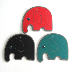 Different Shapes Hanging Car Paper Air Freshener