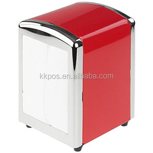 Metal Tinplate Bar Napkin Holder Dispenser