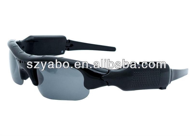 1280 960p óculos de sol câmera mp3 óculos mp3 player com câmera esportes  óculos de ca6f773866