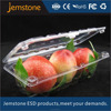 Good quality recycled plastic clamshell fruit tray