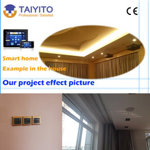 TAIYITO Domotics Smart house Home Automation Kit smart home zigbee/zwave/wifi products