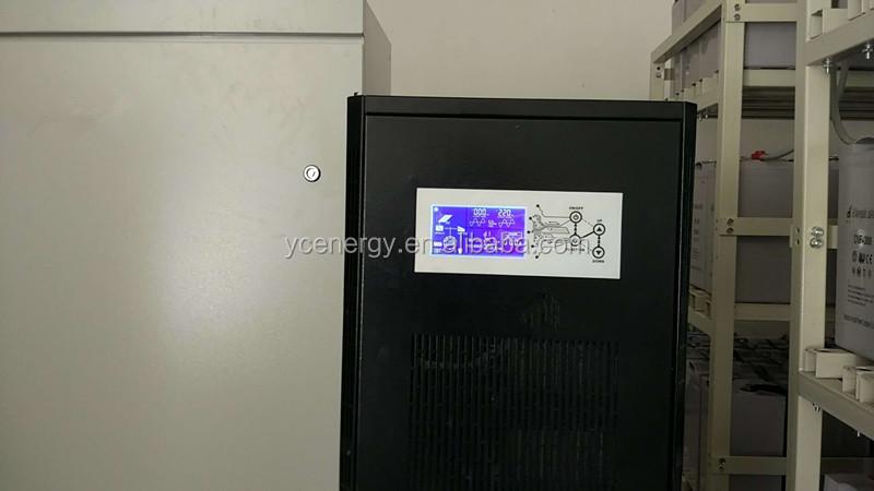 High Frequency Pure Sine Wave Solar Inverter 80KW Off Grid Solar Inverter