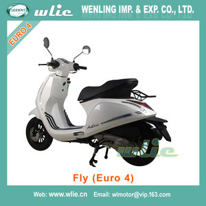New Style big scooter for sale power mobility Scooter Fly 50cc (Euro 4)