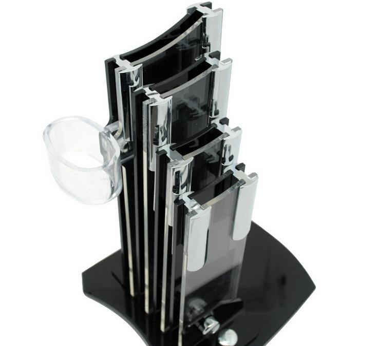 Get Quotations · High Quality Acrylic Kitchen Knife Holder For 3u0027u0027 4u0027u0027 5u0027u0027