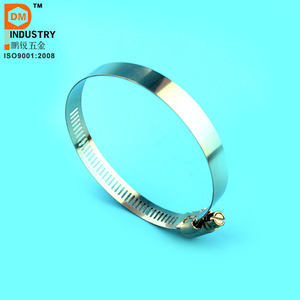 Stainless Steel German type and American Type Hose Clamp
