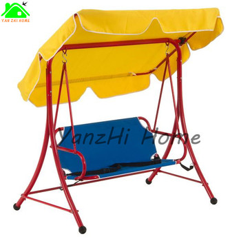 Kids Patio Swing Chair Children Porch Bench Canopy 2 Person Yard  sc 1 st  Alibaba & Kids Patio Swing Chair Children Porch Bench Canopy 2 Person Yard ...