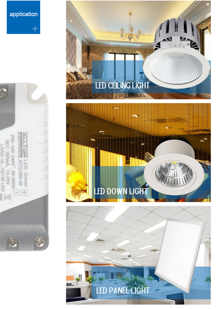 3 year warranty constant current 500ma 8w led bulb driver
