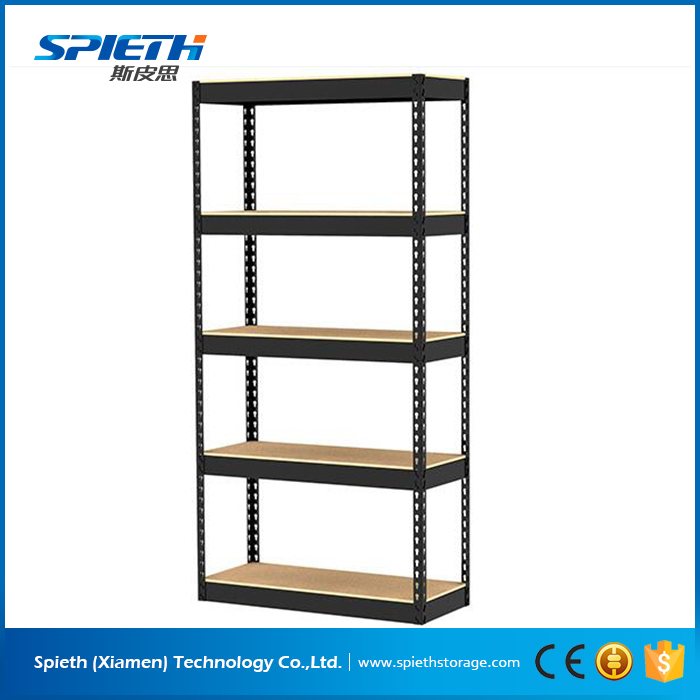 Cheap price malaysia boltless shelving rack
