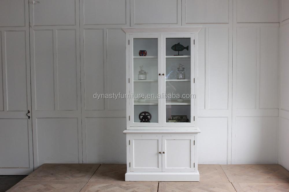 Venta al por mayor muebles antiguos pintado de blanco-Compre online los mejor...