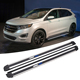 2015 2016 2017 2018 the latest car side step nerf bar used for Ford EDGE running board accessories