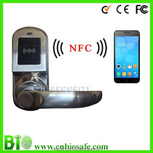 Card Reader Door Lock Security And Safety Equipment Universal Remote Control NFC Door Lock(HF-LM9N)