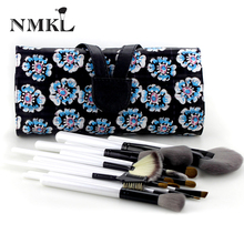 Professional Custom Logo Top Makeup Brush Sets 18pcs Soft Natural Hair Popular Makeup Brushes