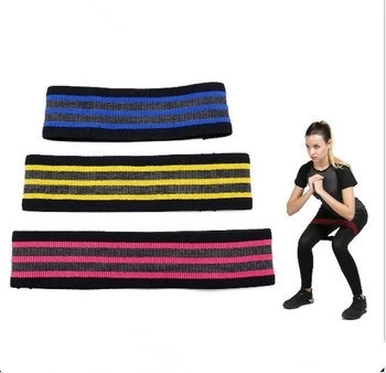 2019 Hot Selling Fitness Hip Pull Strap Weerstand Band Yoga Riem