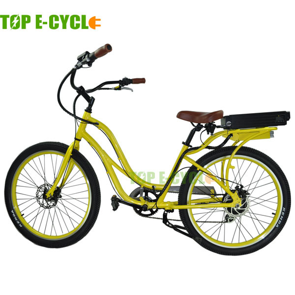cheap for sale electric bicycle beach cruiser e cycle hot selling