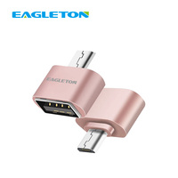 USB OTG Micro USB adapter for Charging and Sync