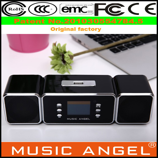 Original Music Angel JH-MAUK9 for tablet Lautsprecher Fizz soho wireless speakers