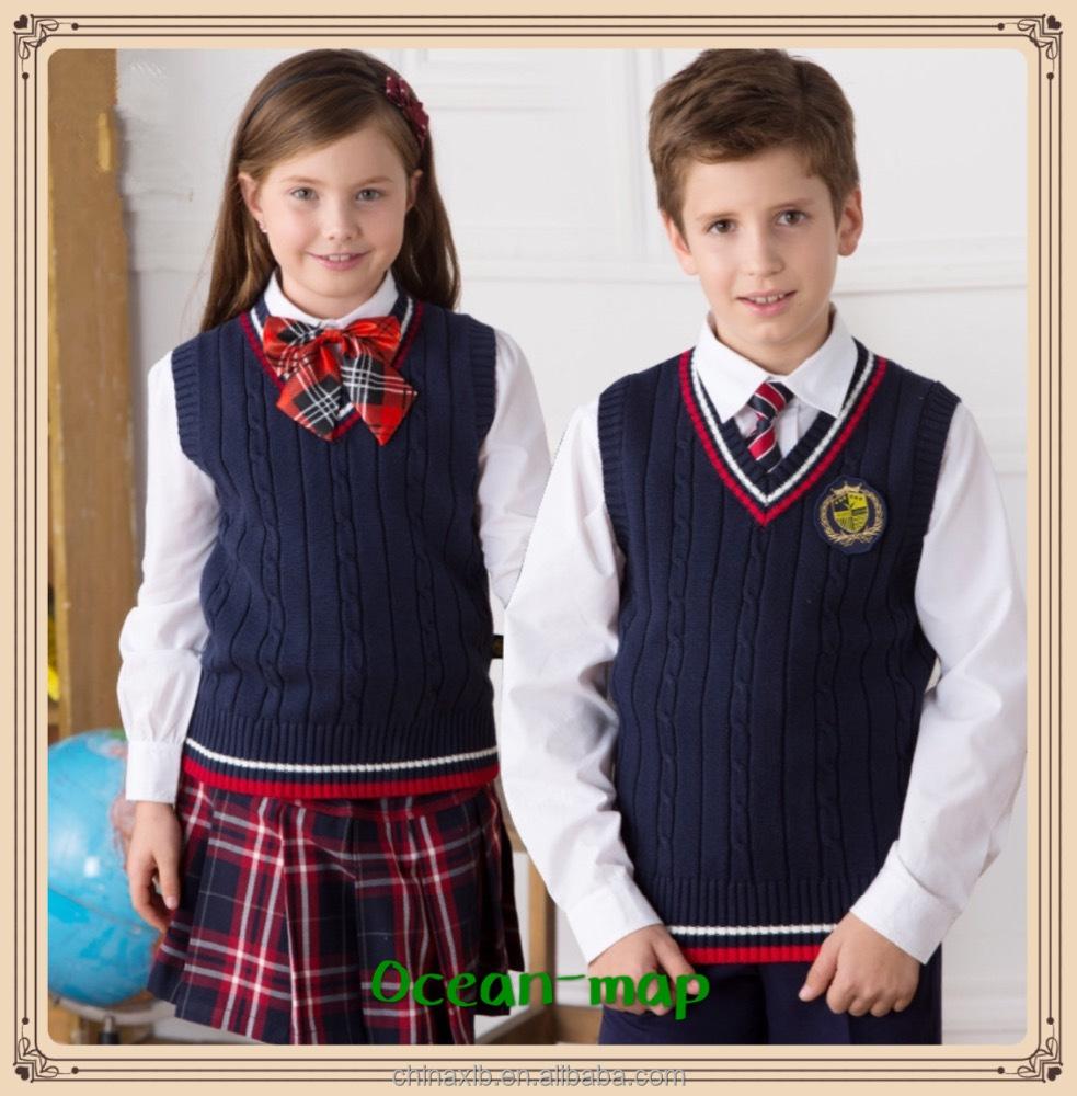 4393de5be3 Venta al por mayor faldas de uniformes escolares-Compre online los ...