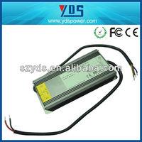 free driver usb 2.0 led light webcam 24V 5A 120W iron case charger for LED light