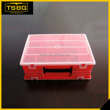 Wholesale new products plastic casing with fold-down tool pallet