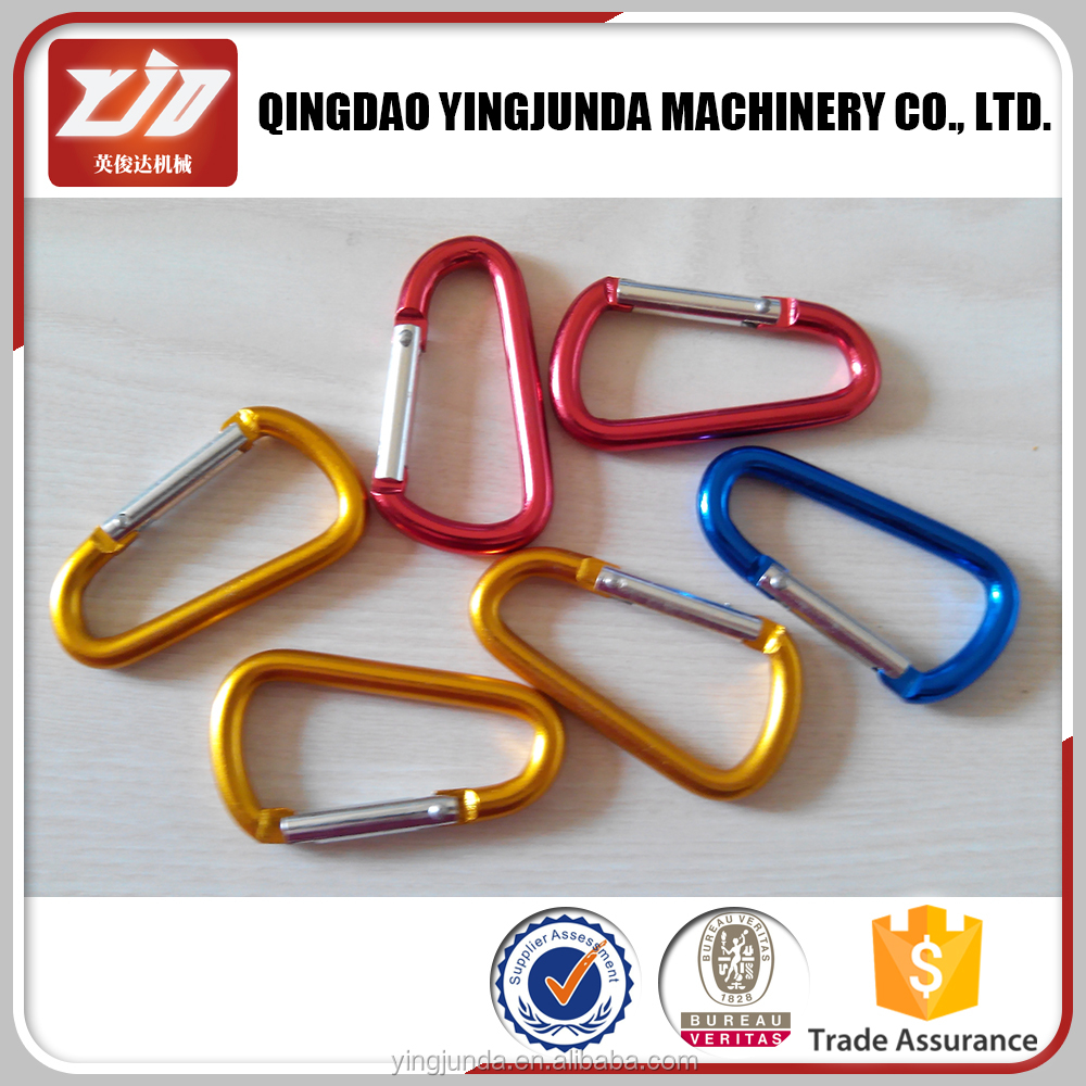 snap hook d ring snap hook carabiner dog snap hook aluminum carabiner wholesale