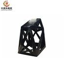 Copper/alu/zinc alloy a365 die casting with powder coating