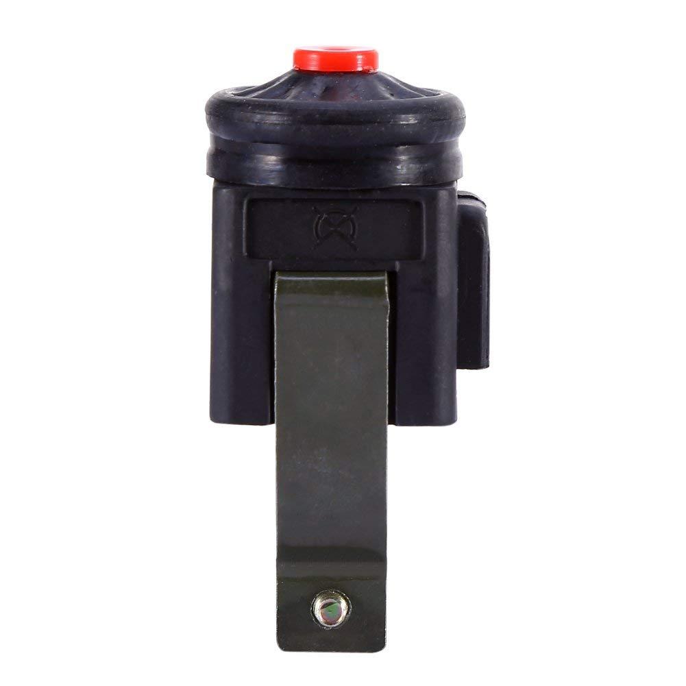 Keenso 7/8inch 22mm Kill Stop Switch Horn Button, Universal Handlebar Motorbike Switch Kill Stop Switch Horn Button for Motorcycle Bike ATV Dirt Bike