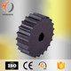 HKU815 Plastic industrial chain sprocket and wheel