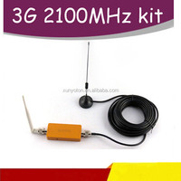 W-CDMA 2100Mhz 3G Repeater Mobile Phone cell phone Signal Booster/Repeater/Amplifier