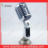 Vintage Old Astatic Antique Vintage Mics Dynamic Microphone High ...