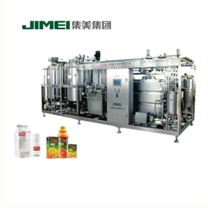 high quality mini/small scale automatic milk yogurt juice combined production processing line equipment price