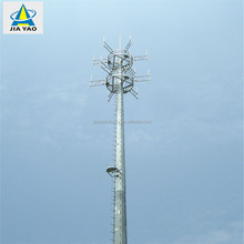 Jiayao Easy installation Sturdy 30 meter tower monopole