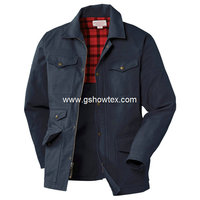 High quality men's short casual jackets coats