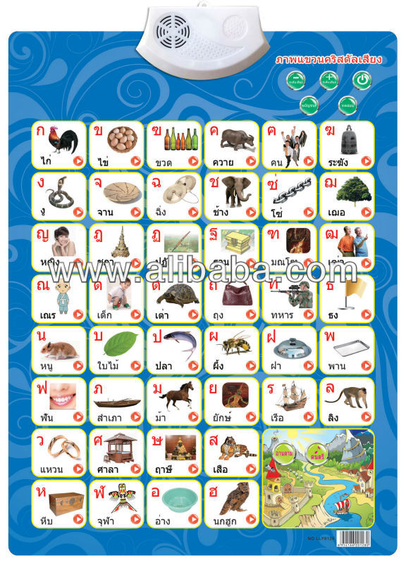 Alphabet Wall Chart, Alphabet Wall Chart Suppliers And