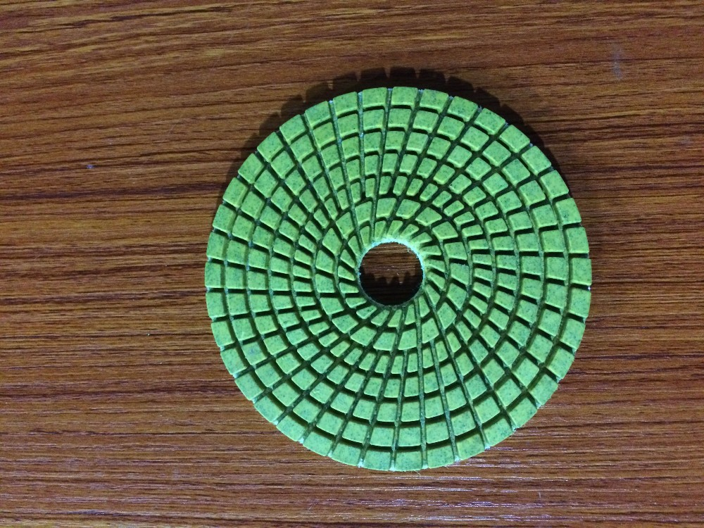 diamond granite polishing pads for Brazil market