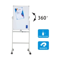 Freestanding Flexible Double Sided Magnetic Wholesale Whiteboard ...