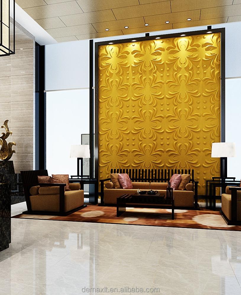Interior Embossing Wall Design Painting, Interior Embossing Wall ...