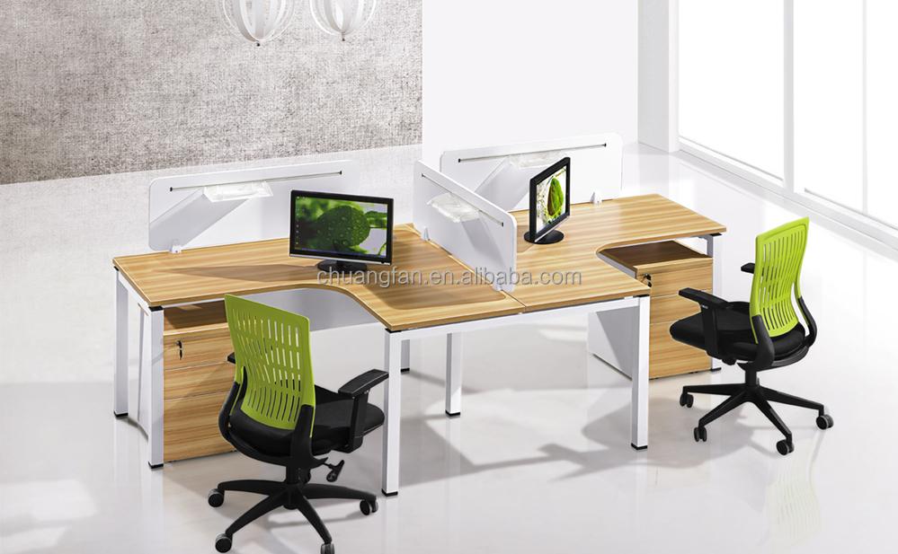 Workstation Desk Design cf modern furniture office partitions staff workstation desk