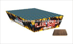 Professional Fireworks Cake and Display shell firework for display show