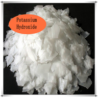 Industrial white KOH potassium hydroxide buy from China